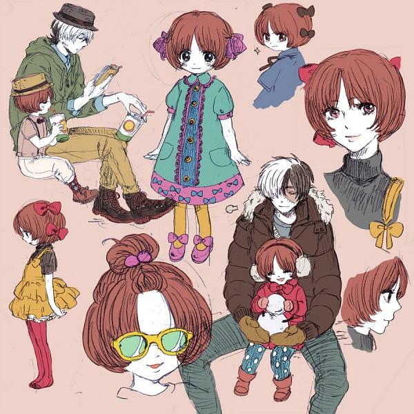 Tags: Anime, Pixiv Id 328376, Black Jack, Pinoko, Black Jack (Character)