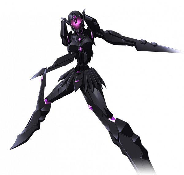 Tags: Anime, Bandai Namco Entertainment, Sword Art Online, Accel World, Sword Art Online: Code Register, Black Lotus, Kuroyukihime, Official Art, PNG Conversion