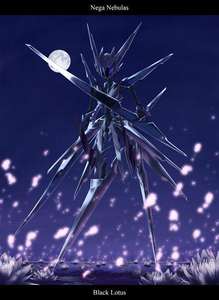 Tags: Anime, Pixiv Id 7434, Accel World, Black Lotus, Kuroyukihime
