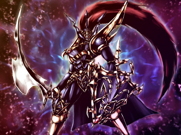 Tags: Anime, Yu-Gi-Oh!, Black Luster Soldier