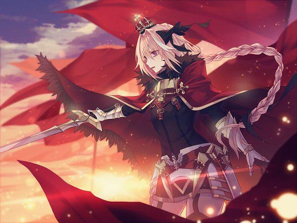 Tags: Anime, Pixiv Id 28249569, Fate/Grand Order, Black Rider, 2000x1500 Wallpaper, Wallpaper
