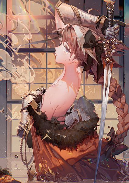 Tags: Anime, kawacy, Fate/Grand Order, Black Rider, Pixiv, Fanart, Fanart From Pixiv