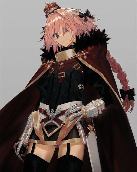 Tags: Anime, Hrt2, Fate/Apocrypha, Black Rider, Fanart, Twitter