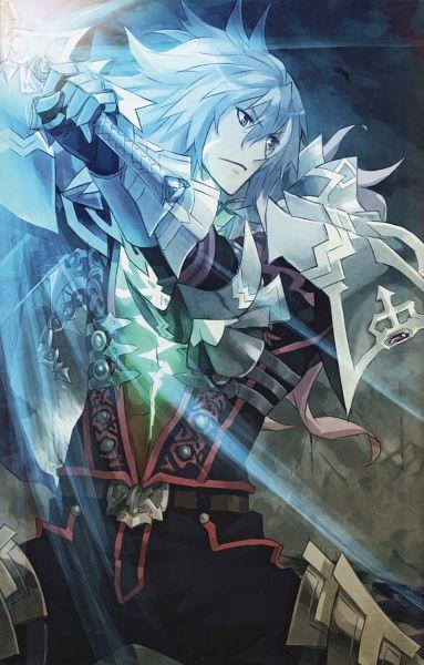 Tags: Anime, Konoe Ototsugu, TYPE-MOON, Fate/Apocrypha, Black Saber, Official Art, Mobile Wallpaper, Novel Illustration, Scan