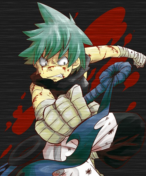 Tags: Anime, SOUL EATER, Black Star, Artist Request