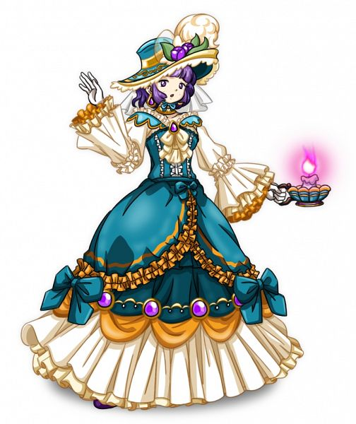 Tags: Anime, Jo (Zksqkfk2005), Cookie Run: OvenBreak, Cookie Run, Blackberry Cookie, Blackberry Cookie (Elegant Respite), Fanart, PNG Conversion