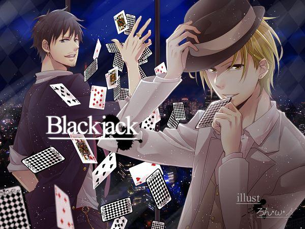 Tags: Anime, Pixiv Id 1430197, Shirokuro, amu, Nico Nico Douga, Nico Nico Singer, Pixiv, Blackjack