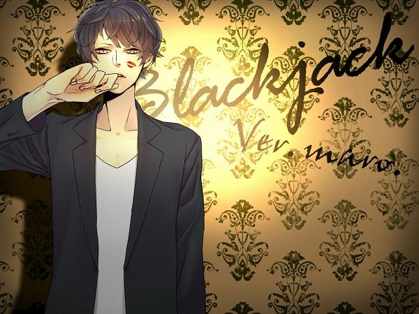 Tags: Anime, Hebinomi, maro., Lipstick Mark, Fanart From Pixiv, Nico Nico Singer, Pixiv, Blackjack, Fanart, Nico Nico Douga