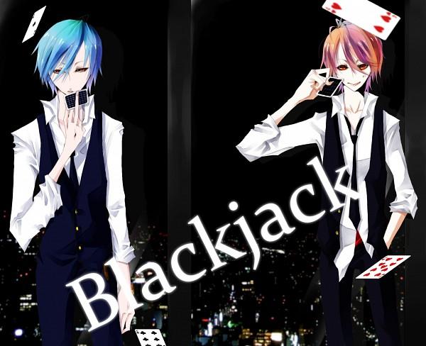 Tags: Anime, Soraru, Shamuon, Blackjack, Nico Nico Singer