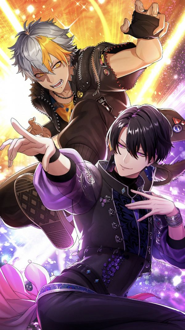 Tags: Anime, Blackstar -Theater Starless-, Mokuren (Black Star), Mizuki (Black Star), Official Art, Official Card Illustration
