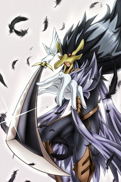 Blackwing - Silverwind The Ascendant - Yu-Gi-Oh! 5D's