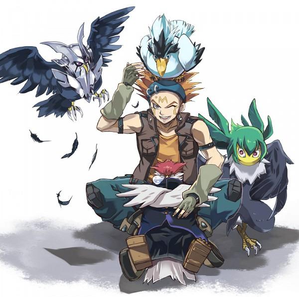 Blackwing - Yu-Gi-Oh! 5D's
