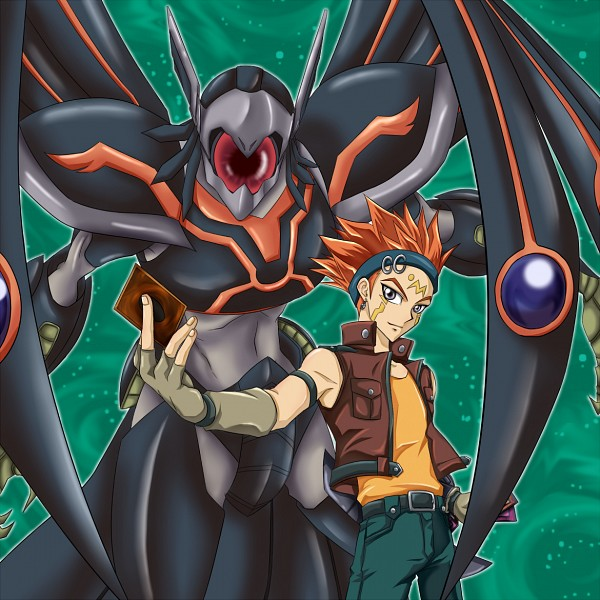 Blackwing Armor Master - Yu-Gi-Oh! 5D's