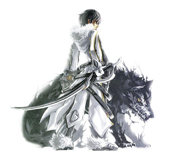 Blade Master (Raven) - Raven (Elsword)
