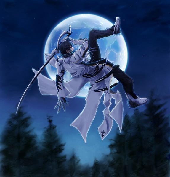 Tags: Anime, Pixiv Id 4272907, Elsword, Raven (Elsword), Blade Master (Raven), Nasod-arm, Mechanical Arm, Fanart, Fanart From Pixiv, Pixiv