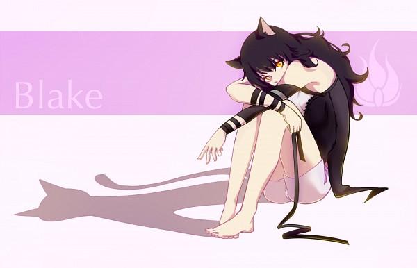 Tags: Anime, Pixiv Id 3236922, RWBY, Blake Belladonna, Fanart From Pixiv, Pixiv, Fanart