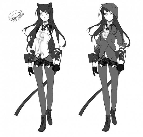 Tags: Anime, Pixiv Id 4395253, RWBY, Blake Belladonna