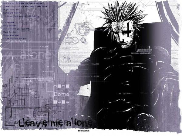 Tags: Anime, Nihei Tsutomu, Blame!, Dhomochevsky, Wallpaper