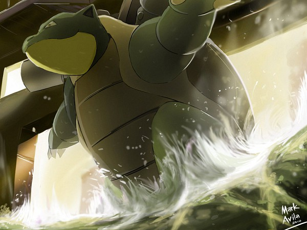 Blastoise - Pokémon