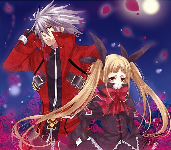 Tags: Anime, BlazBlue, Rachel Alucard, Ragna the Bloodedge