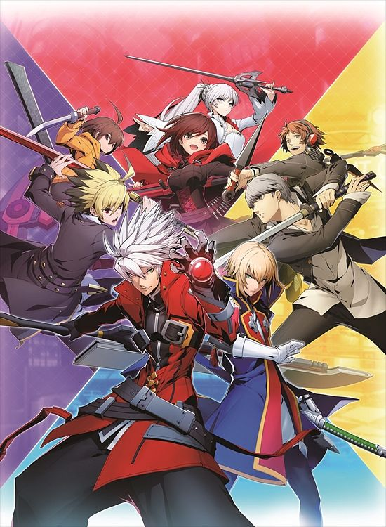 Blazblue: Cross Tag Battle - Arc System Works