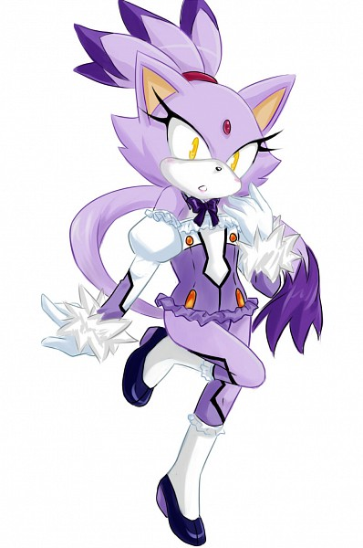 Tags: Anime, Garugirosonicshadow, Sonic the Hedgehog, Blaze the Cat, deviantART, Fanart From DeviantART, Fanart