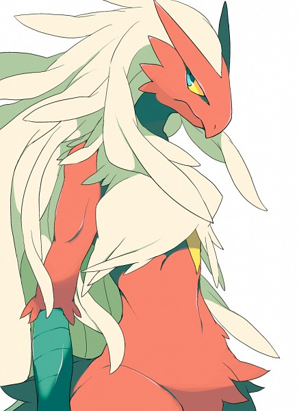 Blaziken - Pokémon