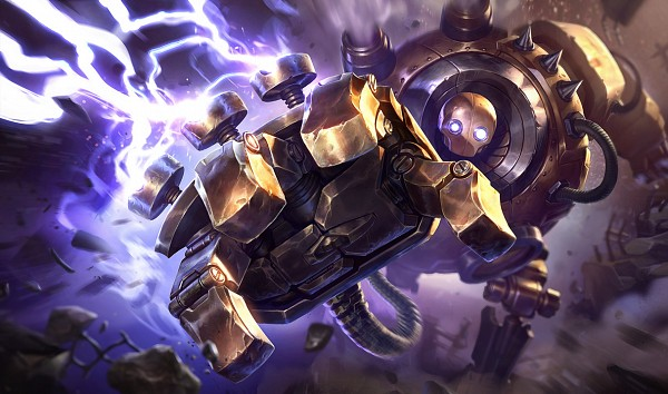 Blitzcrank - League of Legends