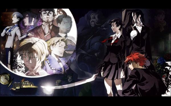 Tags: Anime, Katsura Asuka, Ishii Akiharu, Production I.G., Blood+, Solomon Goldsmith, Amshel Goldsmith, Otonashi Saya, Fei-Ong Karl, Kai Miyagusuku, Haji, Moses, Nathan Mahler
