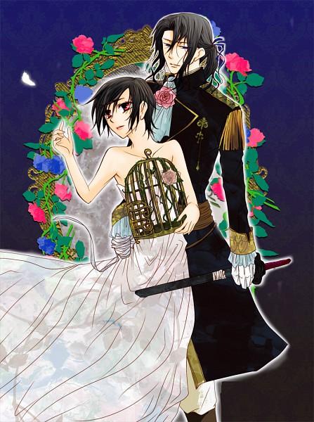 Tags: Anime, Blood+, Otonashi Saya, Haji, Pixiv