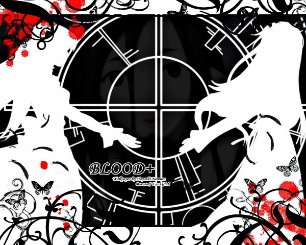 Tags: Anime, Blood+, Diva, Otonashi Saya, Wallpaper