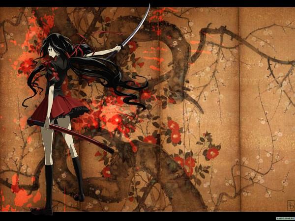 Tags: Anime, Rosel D, Blood-C, Kisaragi Saya, 1400x1050 Wallpaper, Wallpaper