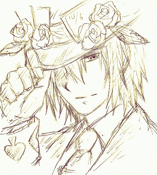 Tags: Anime, Pixiv Id 14053068, Heart no Kuni no Alice, Blood Dupre