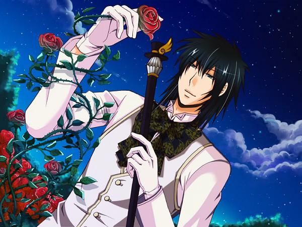 Tags: Anime, QuinRose, Alice in Wonderland, Heart no Kuni no Alice, Blood Dupre, CG Art
