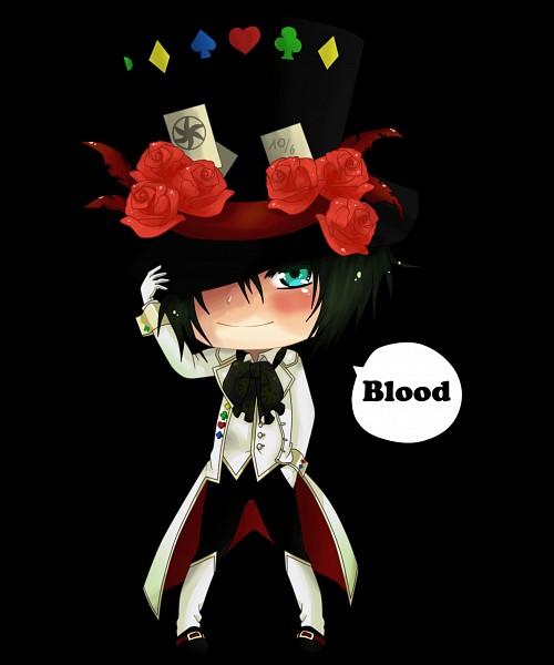 Tags: Anime, QuinRose, Heart no Kuni no Alice, Blood Dupre