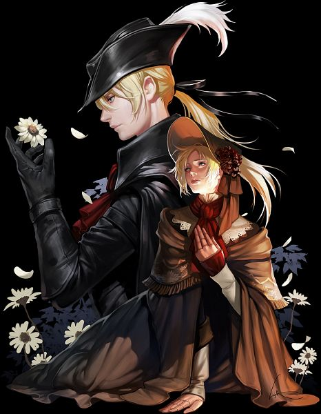 Tags: Anime, LSR, Bloodborne: The Old Hunters, Bloodborne, Lady Maria of the Astral Clocktower, Plain Doll, Ball Jointed Doll, Fanart From Pixiv, Pixiv, Fanart