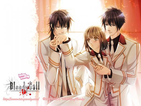 Tags: Anime, Will (Studio), Bloody Call, Reimei, Futaba Hijiri, Shirou, CG Art
