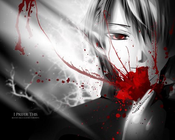 Bloody Kiss - Kazuko Furumiya