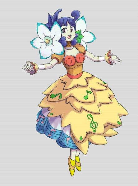 Tags: Anime, Pixiv Id 21959917, Yu-Gi-Oh!, Yu-Gi-Oh! ARC-V, Bloom Prima the Melodious Choir, Pixiv, Fanart, Fanart From Pixiv