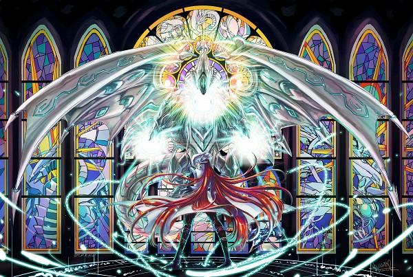 Tags: Anime, Pixiv Id 11034540, Yu-Gi-Oh! The Dark Side of Dimensions, Yu-Gi-Oh!, Yu-Gi-Oh! GX, Neo Blue-Eyes Ultimate Dragon, Deep-Eyes White Dragon, Blue-Eyes Alternative White Dragon, Blue-Eyes Chaos MAX Dragon, Priestess with Eyes of Blue, Kisara, Blue-Eyes White Dragon, Maiden with Eyes of Blue