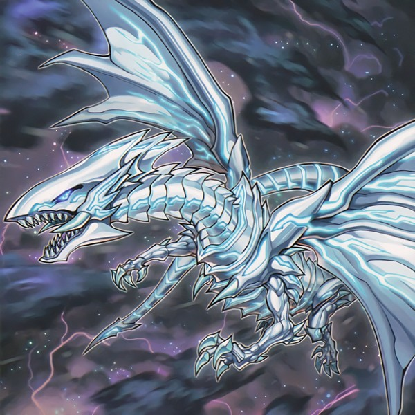 Blue-Eyes Alternative White Dragon - Yu-Gi-Oh! The Dark Side of Dimensions