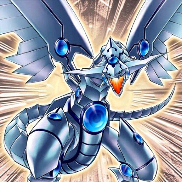 Blue-Eyes Shining Dragon - Yu-Gi-Oh!