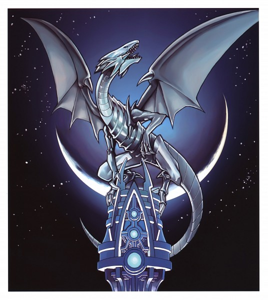 Blue-Eyes White Dragon - Yu-Gi-Oh! Duel Monsters
