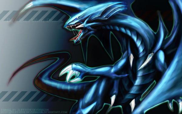 Tags: Anime, Yu-Gi-Oh!, Yu-Gi-Oh! Duel Monsters, Blue-Eyes White Dragon