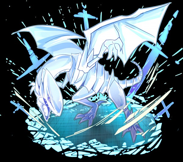 Tags: Anime, Pixiv Id 14783273, Yu-Gi-Oh! Duel Monsters, Yu-Gi-Oh!, Blue-Eyes White Dragon, Pixiv, Fanart From Pixiv, Fanart, PNG Conversion
