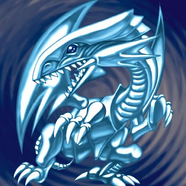 Tags: Anime, Yugi-Master, Yu-Gi-Oh! Duel Monsters, Yu-Gi-Oh!, Blue-Eyes White Dragon, PNG Conversion, Card (Source), deviantART
