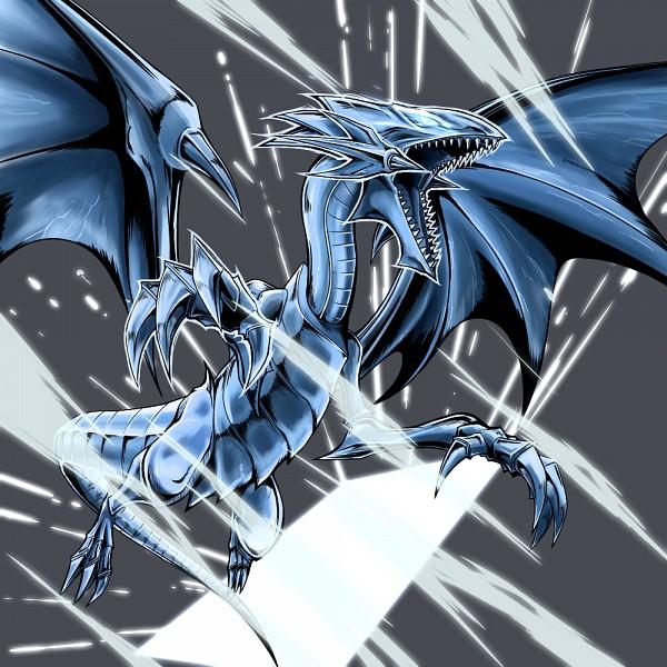 Tags: Anime, Pixiv Id 22400044, Yu-Gi-Oh!, Blue-Eyes White Dragon, Pixiv, Fanart From Pixiv, Fanart, PNG Conversion