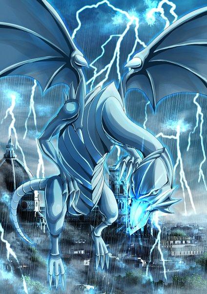 Tags: Anime, Pixiv Id 15849800, Yu-Gi-Oh!, Yu-Gi-Oh! Duel Monsters, Blue-Eyes White Dragon, Fanart, Fanart From Pixiv, Pixiv