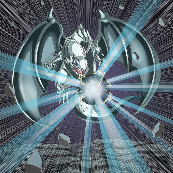 Tags: Anime, Pixiv Id 613675, Yu-Gi-Oh!, Yu-Gi-Oh! Duel Monsters, Blue-Eyes White Dragon, Fanart, Fanart From Pixiv, Pixiv