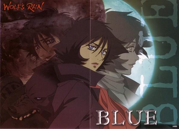 Tags: Anime, Wolf's Rain, Blue (Wolf's Rain)